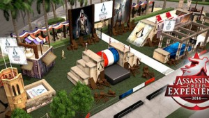 Assassins Creed Experience SD Comic Con image