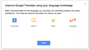 Google Translate Community