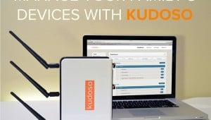 Kudoso Wireless Router