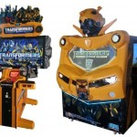 New Transformers Arcade Game Sega image 1