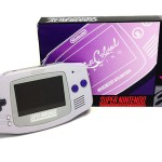 Rose Colored Gaming SNES GBA