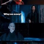 Sirius Burns Voldermort
