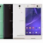 Sony Xperia C3 Seflie Smartphone 03 (Small)