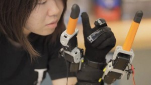 Supernumerary Robotic Fingers MIT