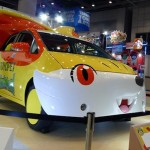 Toyopet Pokemon Fennekin Car Tokyo Toy Show 2014 image 1