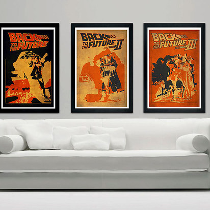 Trilogy Movie Posters