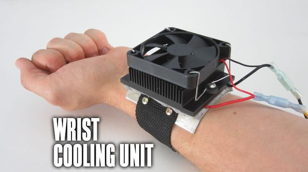 personal cooling unit