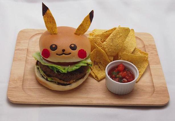 pikachu food 2