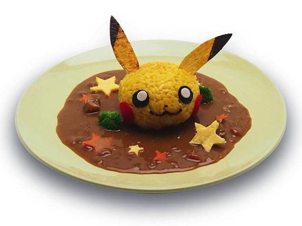 pikachu food 4