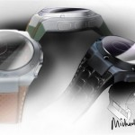 HP Luxury Smartwatch 2