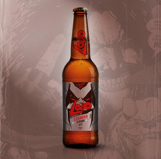 Lobo beer
