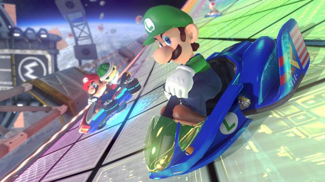 Mario Kart 8 DLC Link image