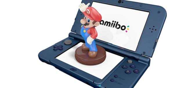 New Nintendo 3DS LL amiibo image
