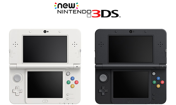 New Nintendo 3DS front image 1