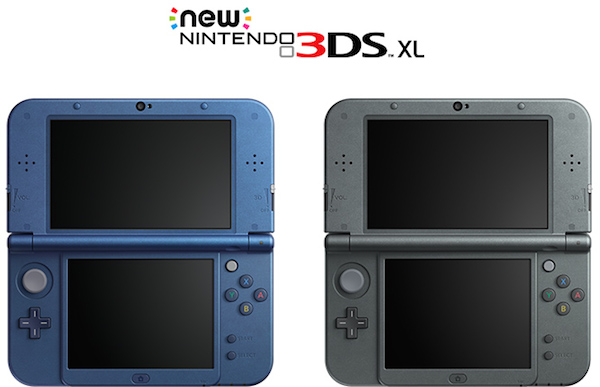 New Nintendo 3DS new buttons image