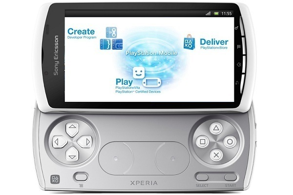 PlayStation Mobile Sony Xperia Play image