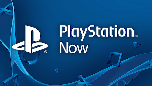 PlayStation Now blue logo