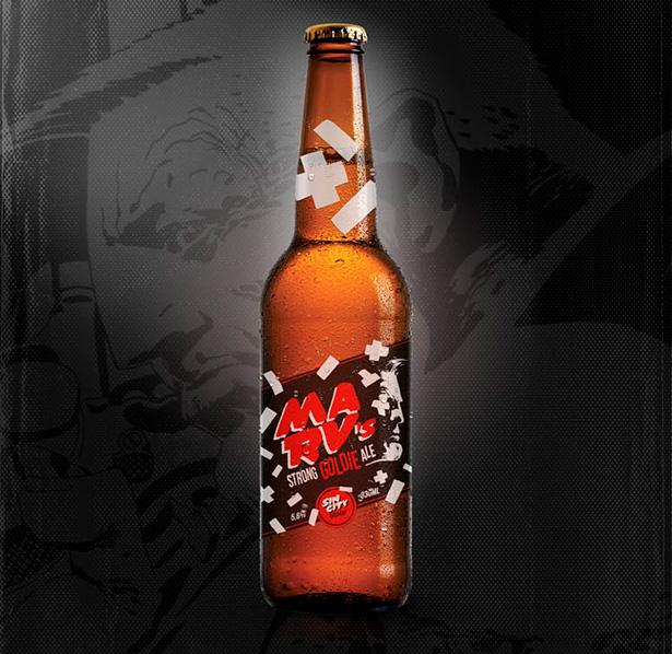Sin City Beer