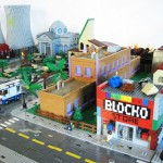 Springfield in Lego 10
