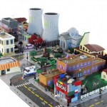 Springfield in Lego 12
