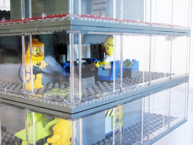 Springfield in Lego 7