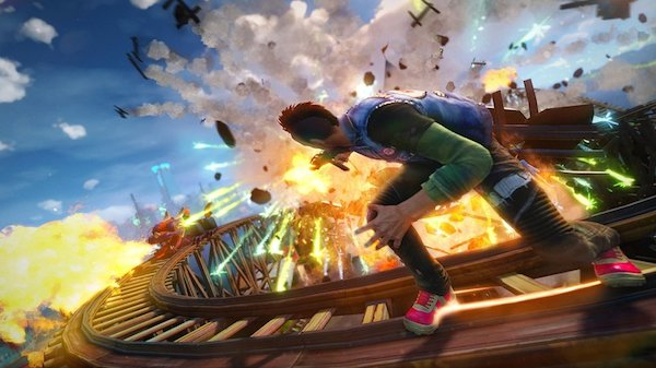 Sunset Overdrive Xbox One screenshot image