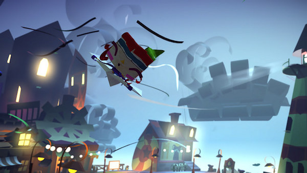 Tearaway Unfolded PS4 image