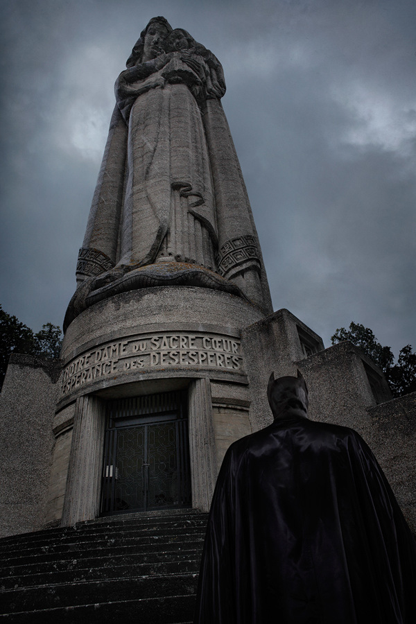 The Batman of Notre Dame