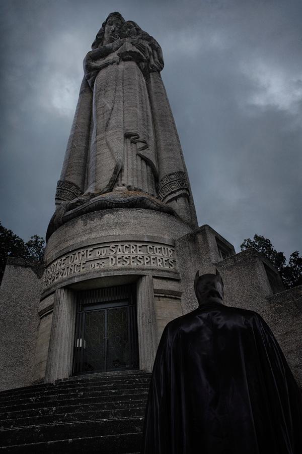 The Batman of Notre Dame