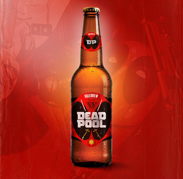 deadpool beer