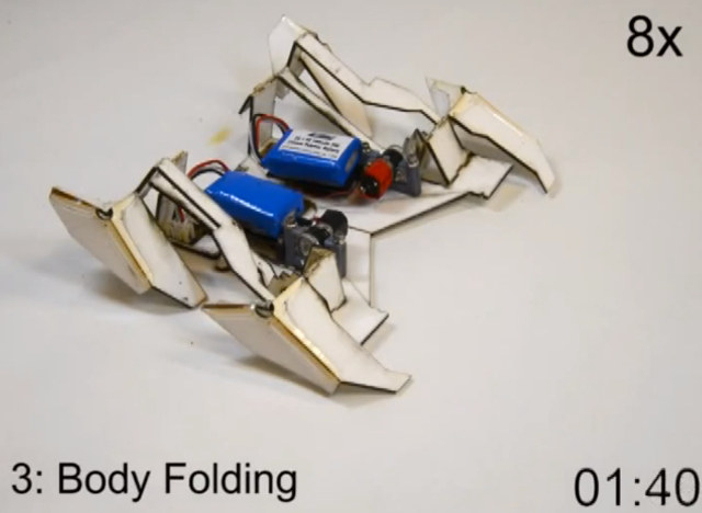 origami-robots