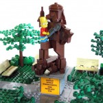Springfield in Lego 5