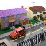Springfield in Lego 4