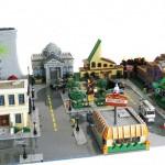 Springfield in Lego 3