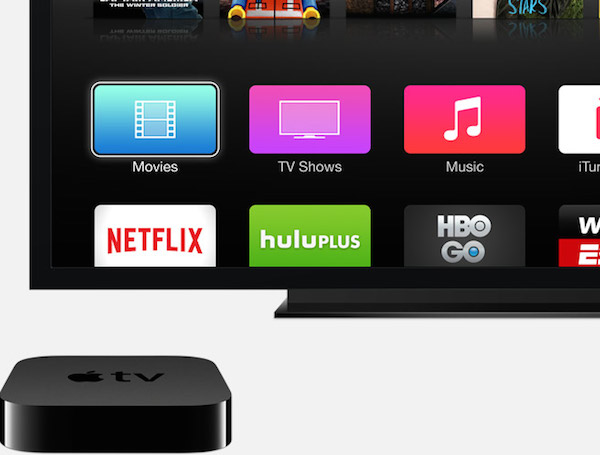 Apple TV software update image 1