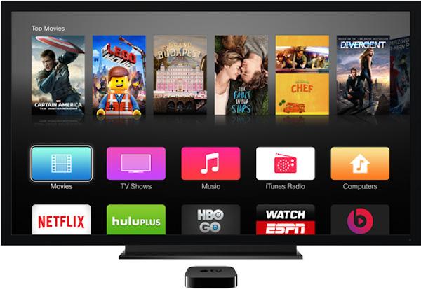 Apple TV software update image 2