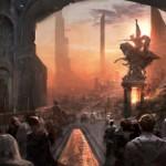 Asgard Sunset