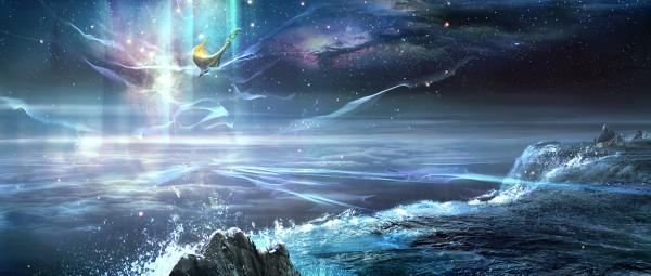 Asgard Waterfall
