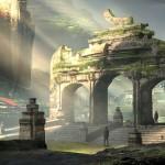 Asgard shrine