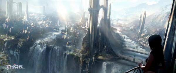 Asgard view