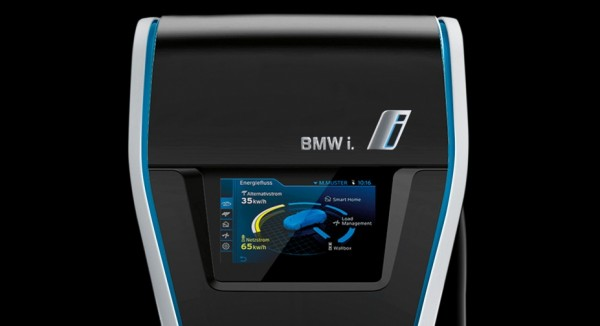 Bmw Makes Car Chargers Part Of The Smart Home Walyou