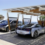 BMW Smart Electric Car Charger 03