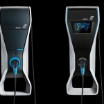 BMW Smart Electric Car Charger