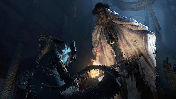 Bloodborne TGS image
