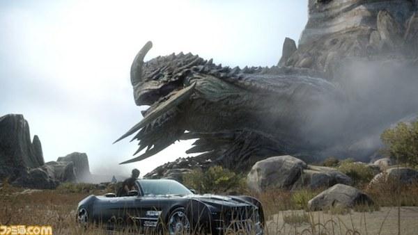 Final Fantasy XV TGS 2014 image