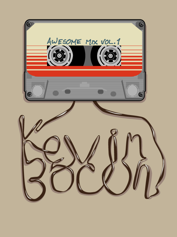 Kevin Bacon Mix Tape