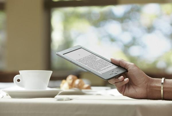 Kindle cafe