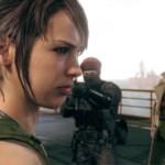 Metal Gear Solid V: The Phantom Pain Quiet image