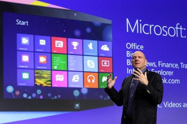 Microsoft Windows presentation
