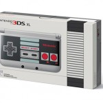 Nintendo 3DS XL NES box